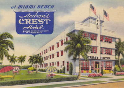 Andron's Crest Hotel