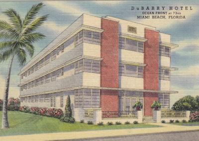 Du Barry Hotel