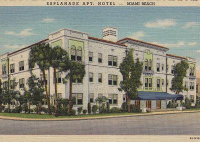 Esplande Hotel