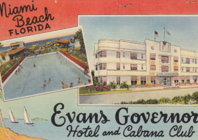 Evans Governor Hotel