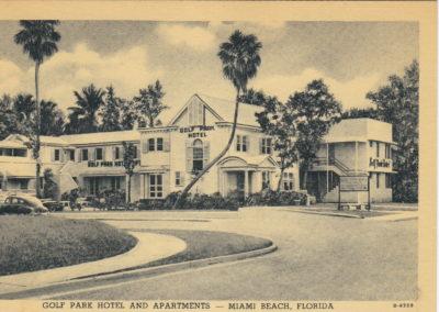 Golf Park Hotel
