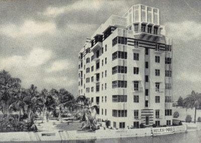Helen-Mar Apartment