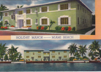 Holiday Manor Hotel