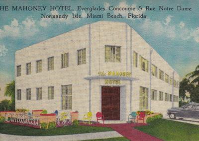 Mahoney Hotel
