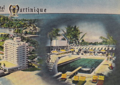 Martinique Hotel