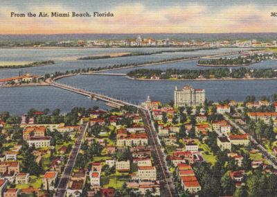 Miami Beach Across to Miami