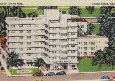 Monroe Towers Hotel