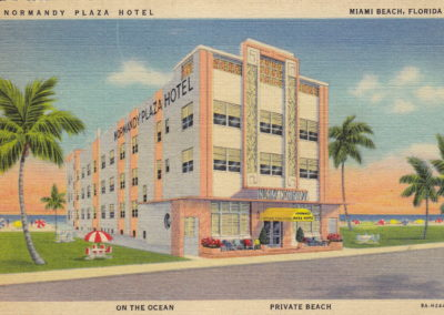 Normandy Plaza Hotel