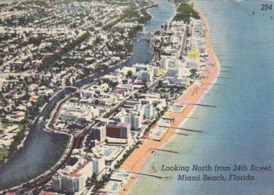 Miami Beach North of 24th