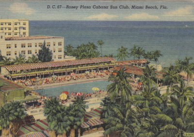 Roney Plaza Hotel