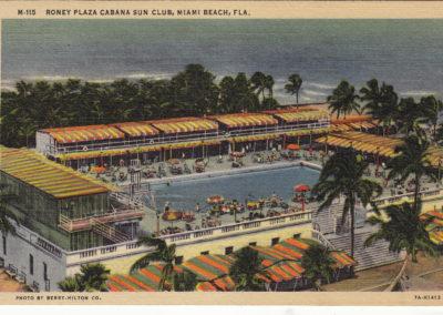 Roney Plaza Hotel