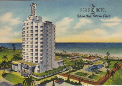 Sea Isle Hotel