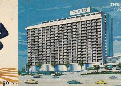 Statler Hilton Plaza
