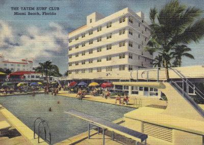 Tatem Surf Club