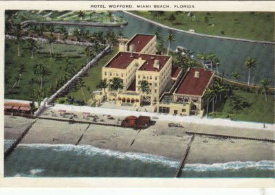 Wofford Hotel